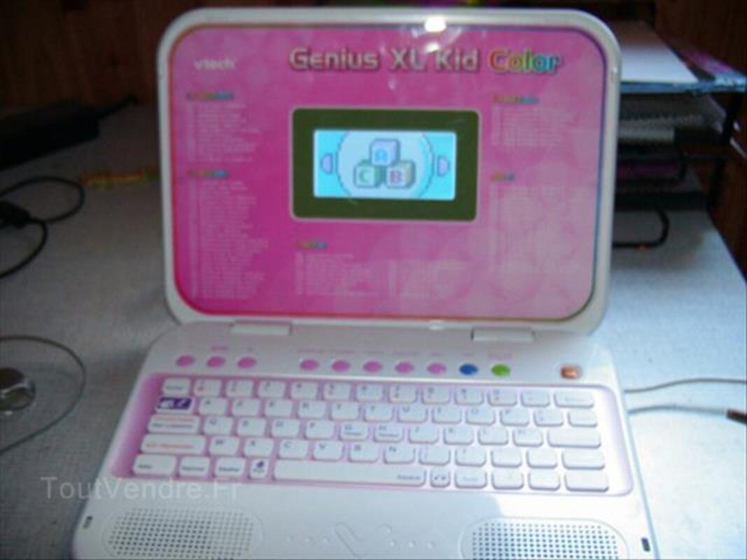 genius xl kid color fdp offert comme neuf 89168656 - Genius Xl Color