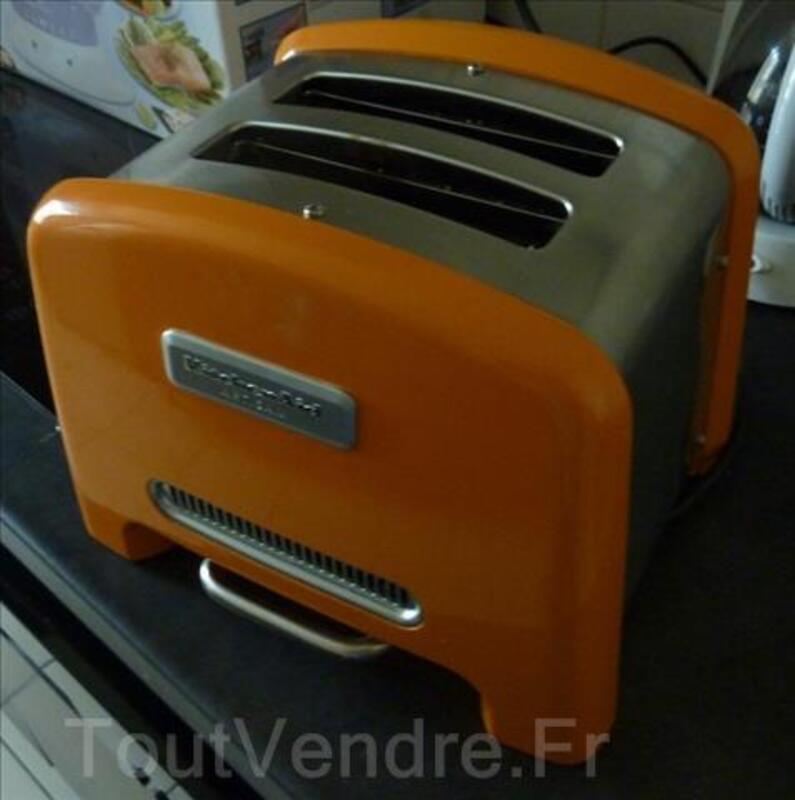 Grille pain / Toaster Kitchenaid Colombiès 12240 Préparation culinaire