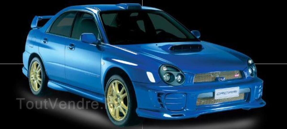 Kit carrosserie Subaru WRX/STI