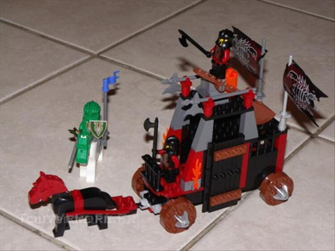 LEGO Knights Kingdom 8874