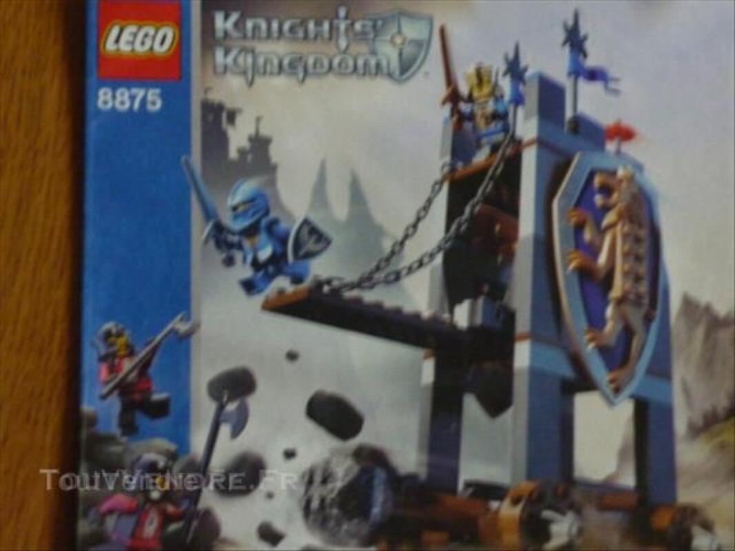 LEGO Knights kingdom La tour d'assault