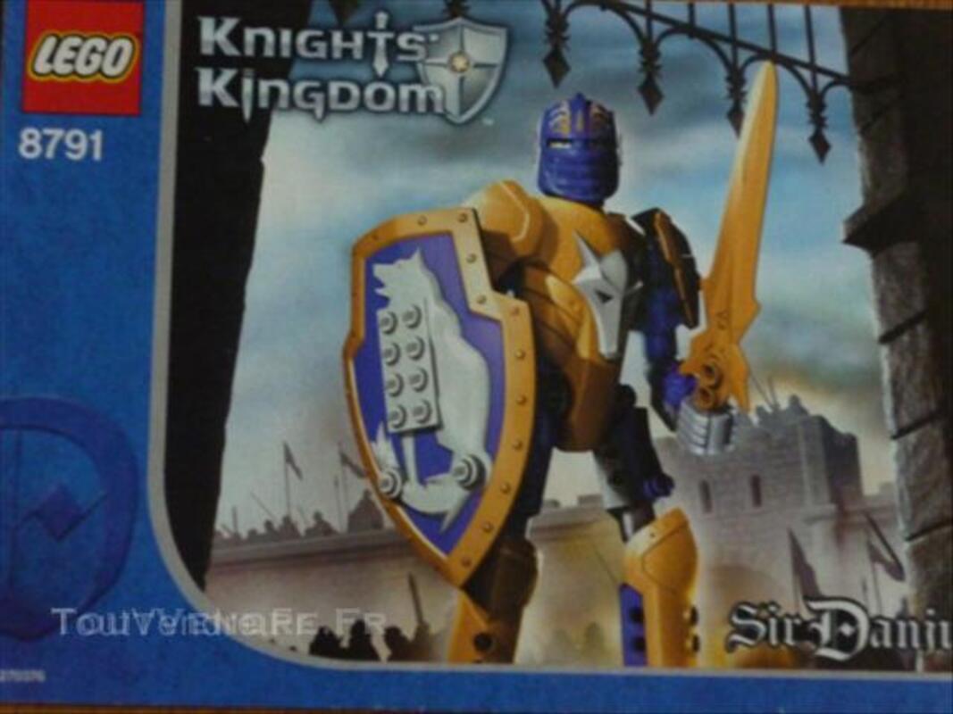 LEGO Knights kingdom Sir Danju