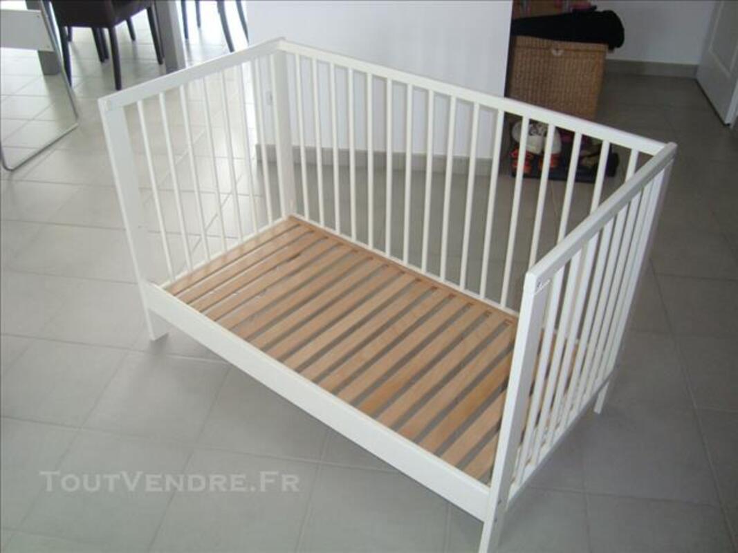 Lit Bebe Evolutif Ikea : Lit bebe ikea matelas tbe saint edmond ameublement