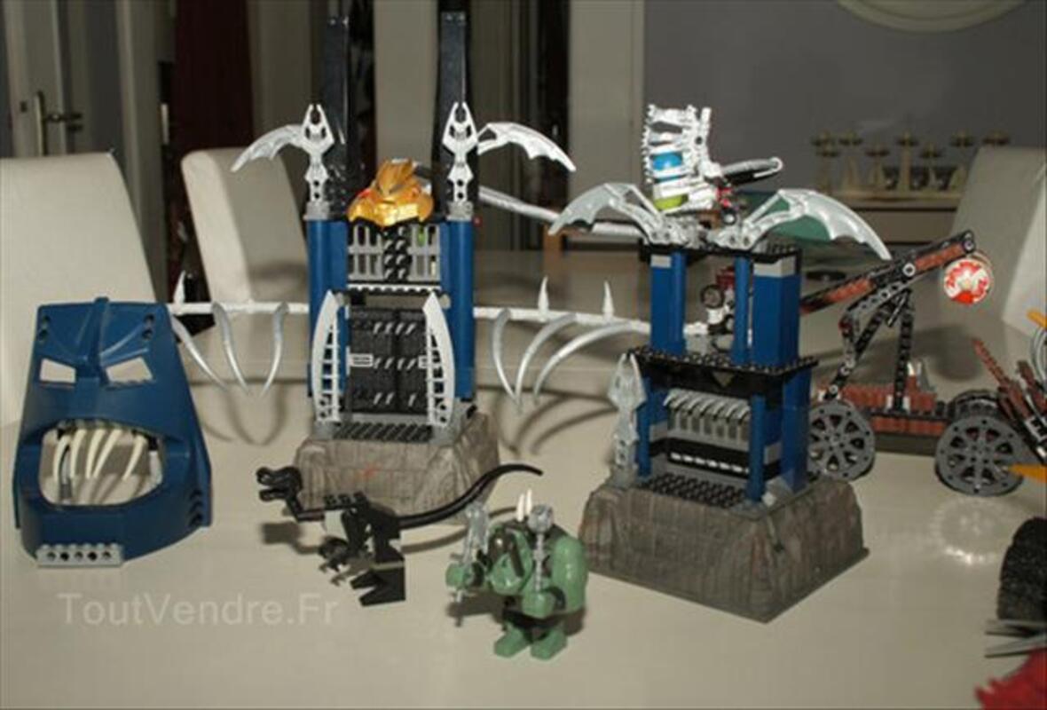 Montage lego bionicle