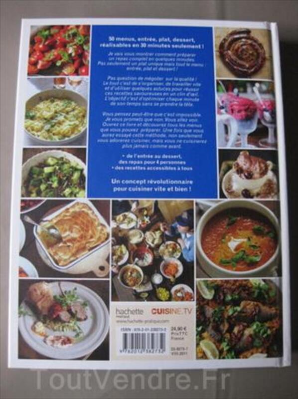 Recettes Jamie Oliver 30 Minutes Chrono