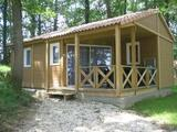 Location chalet dans camping 3*