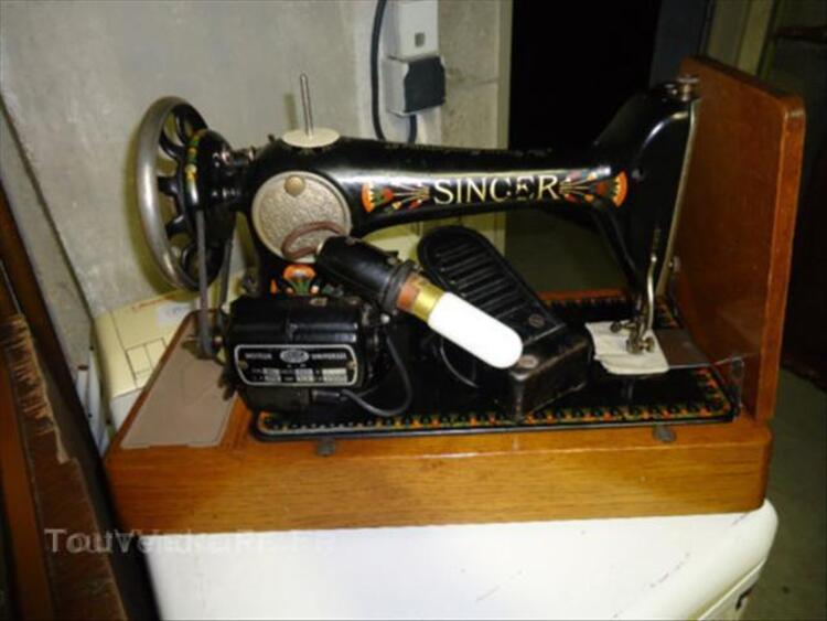 Machine a coudre singer annee 1925 3