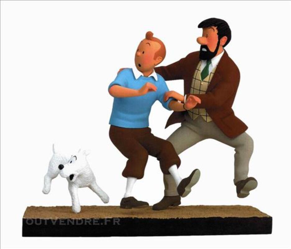 Tintin Milou Haddock Moule a Gaufre Tintin Milou