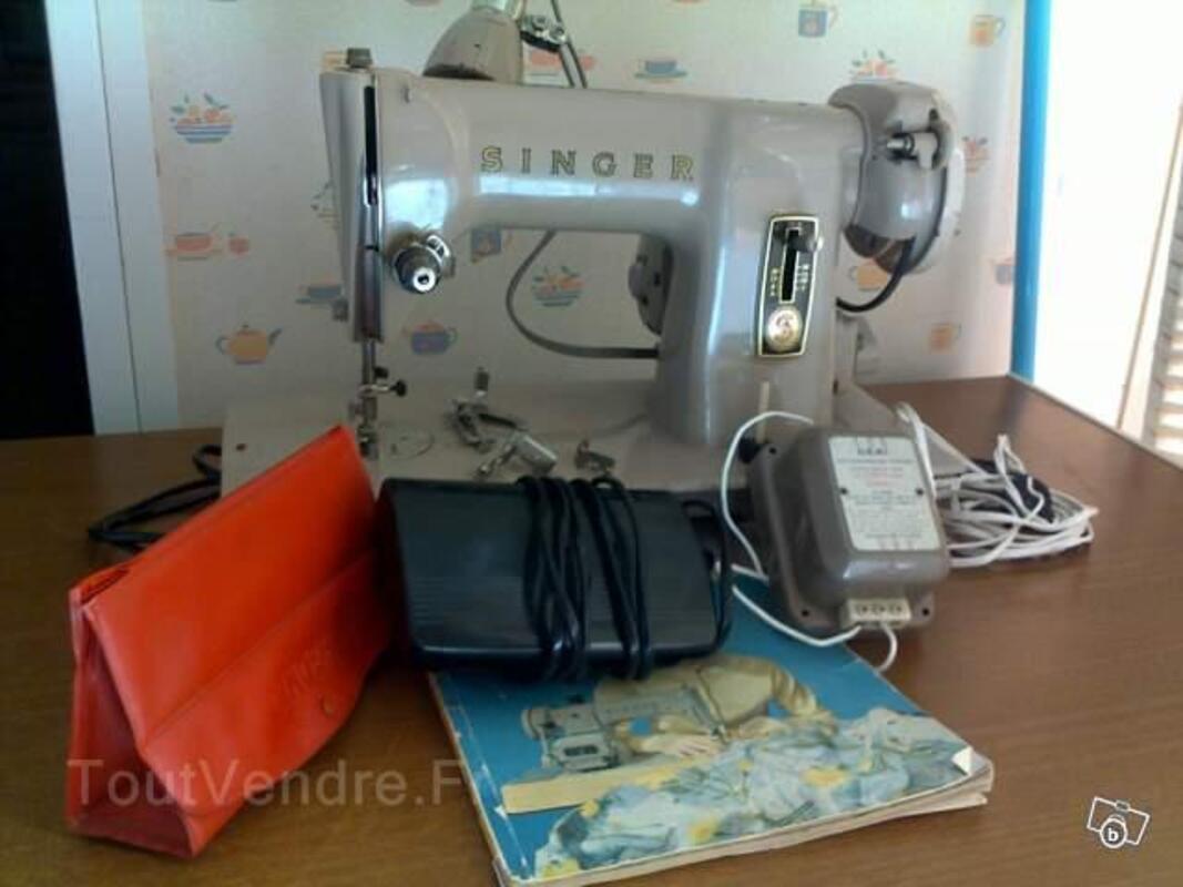 À coudre marques singer ancienne machine ancienne électrique avec