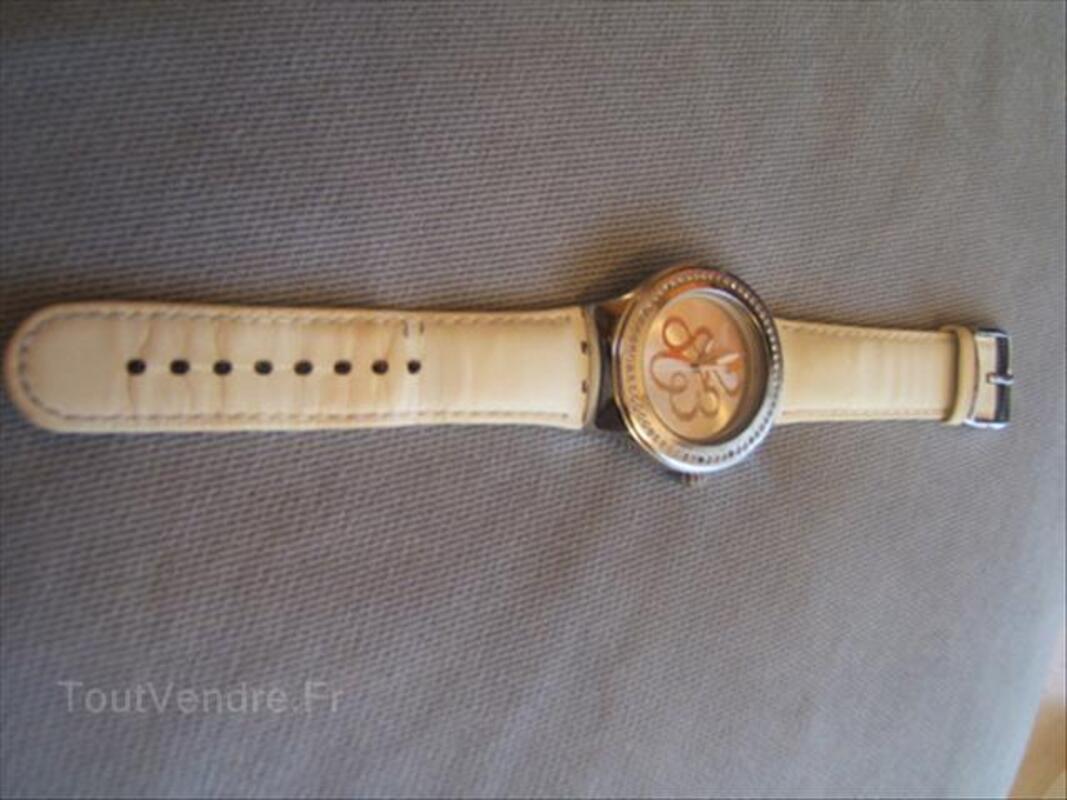 Magnifique montre swatch nabab 2