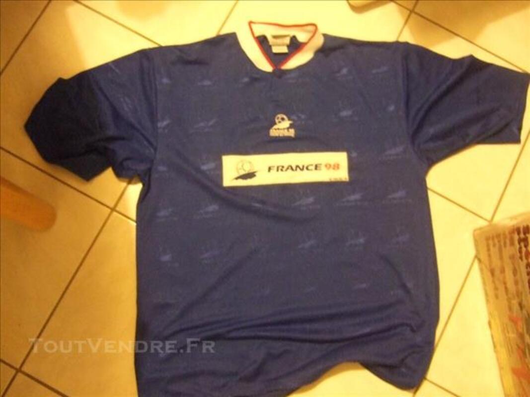 Maillot équipe de France 98