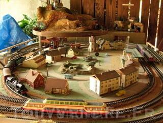 Occasion, Maquette train électrique