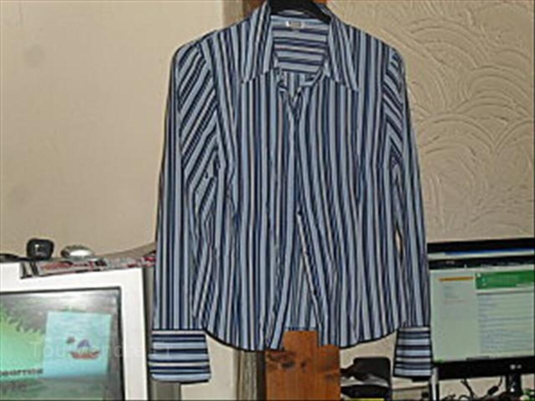 Numero 5 etam chemise manches longues femme taille 44