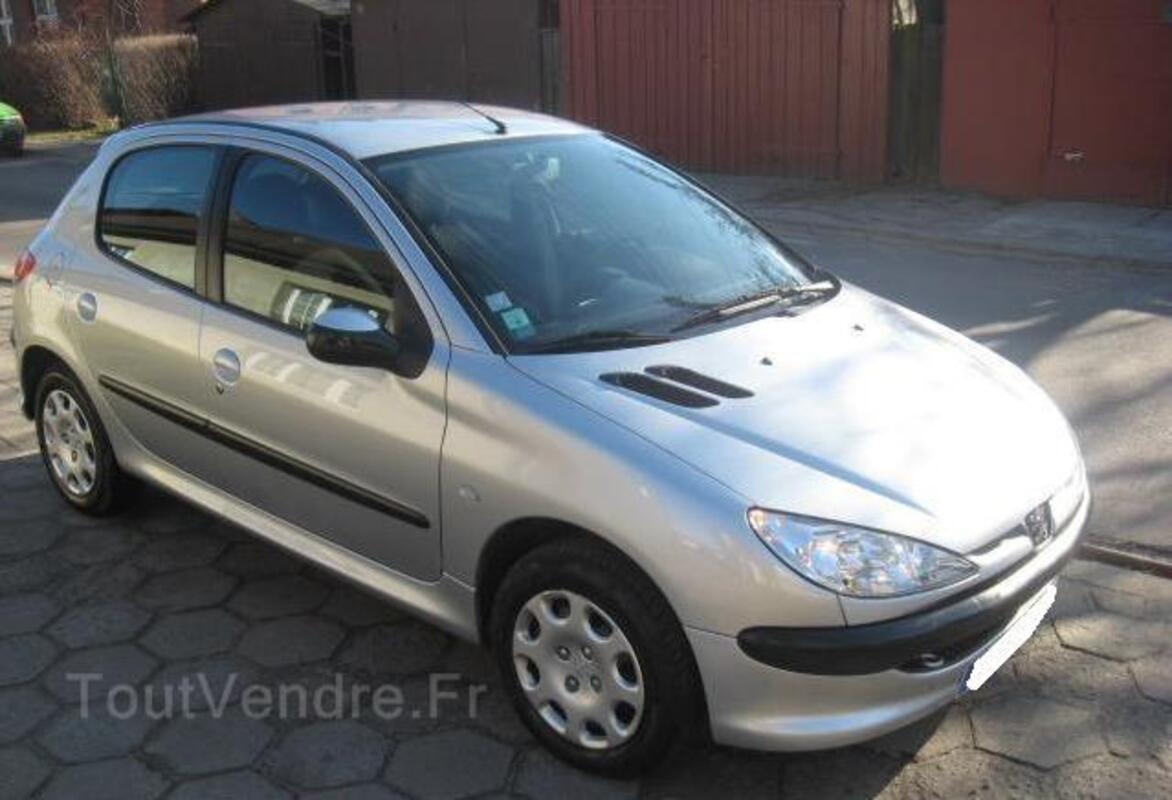 206 1.4 Hdi 2004 Peugeot 206 1.4 Hdi 70ch
