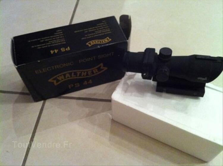 PS44 red dot paintball