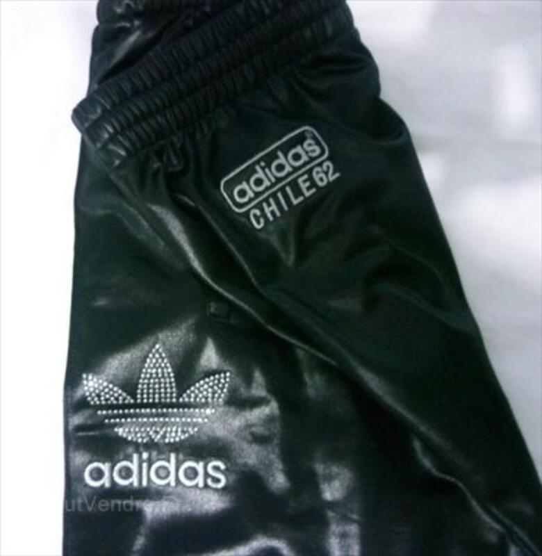 veste adidas strass,Pantalon ADIDAS CHILE 62 Noir Strass