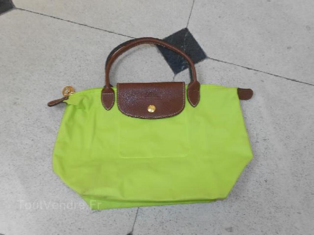 Longchamp Vert Sapin