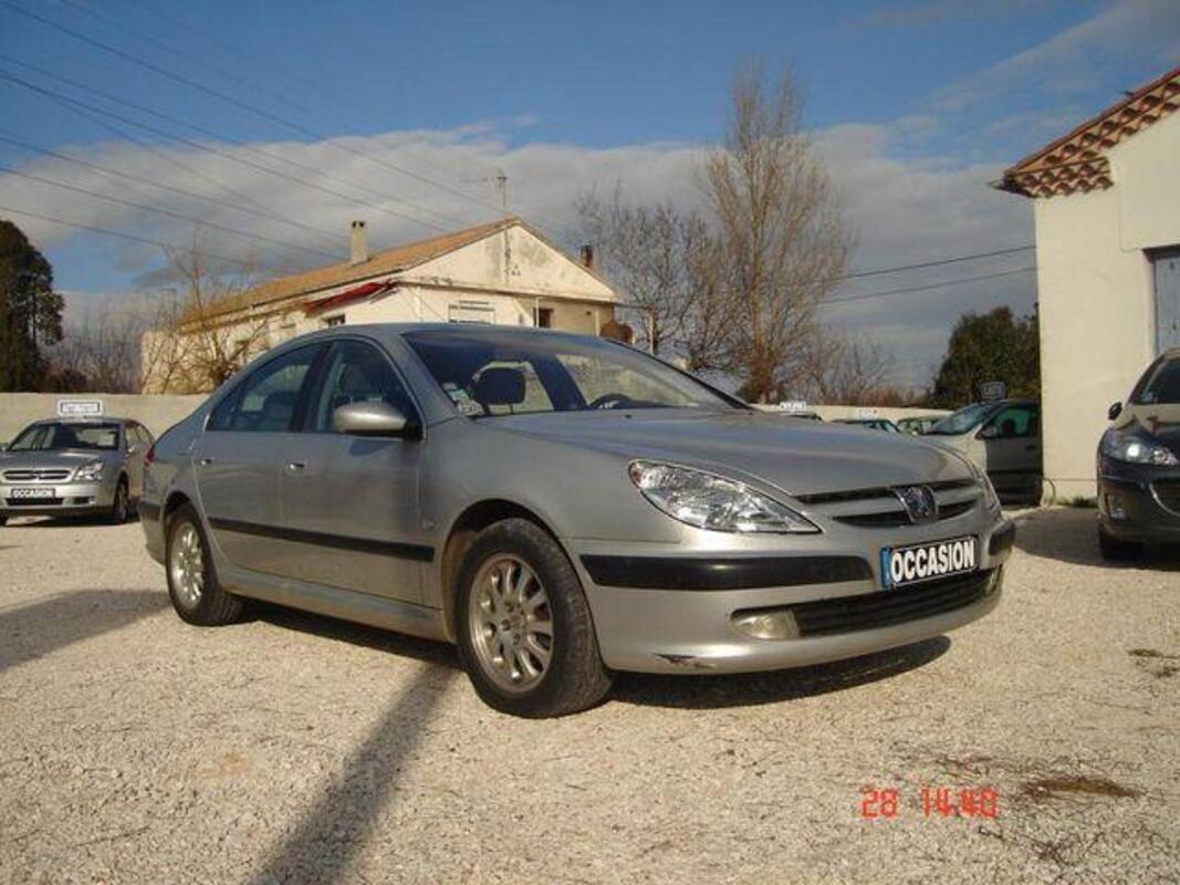 Peugeot 607 2.2 HDI 136 Annee 2004 145000 km Lattes 34970
