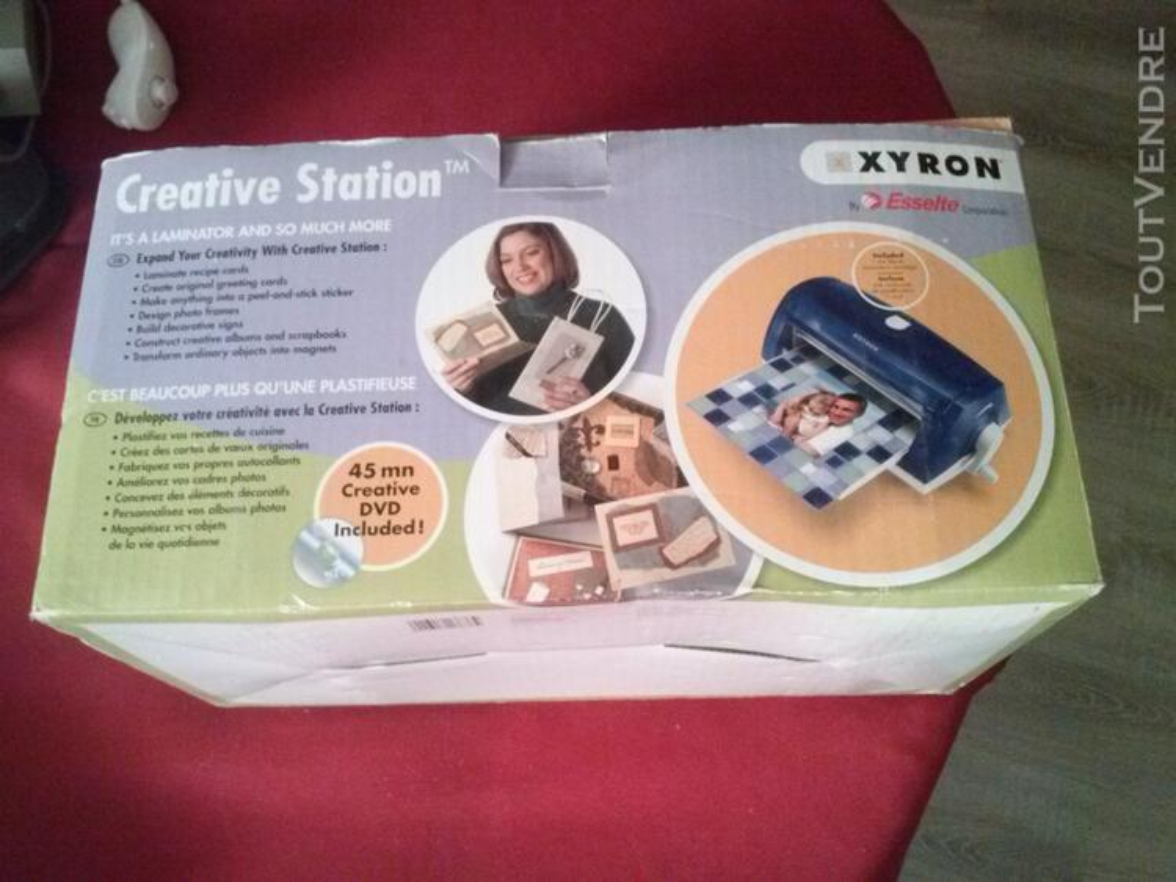 Plastifieuse manuelle à froid XYRON