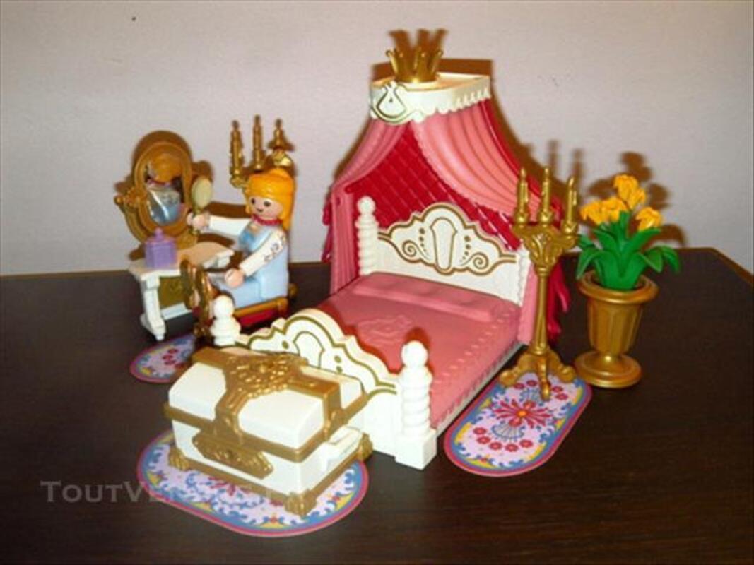 playmobil chateau chambre de princesse 3020 complte 86151625 - Playmobil Chambres Princesses