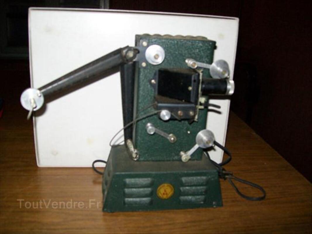 Projecteur ancien cinéma LAPIERRE