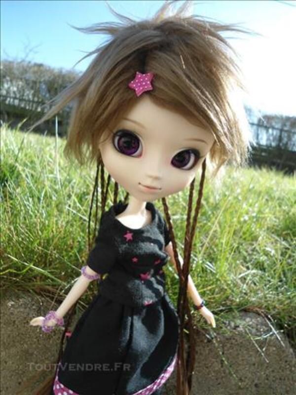 Pullip Romantic Alice Pink Custom