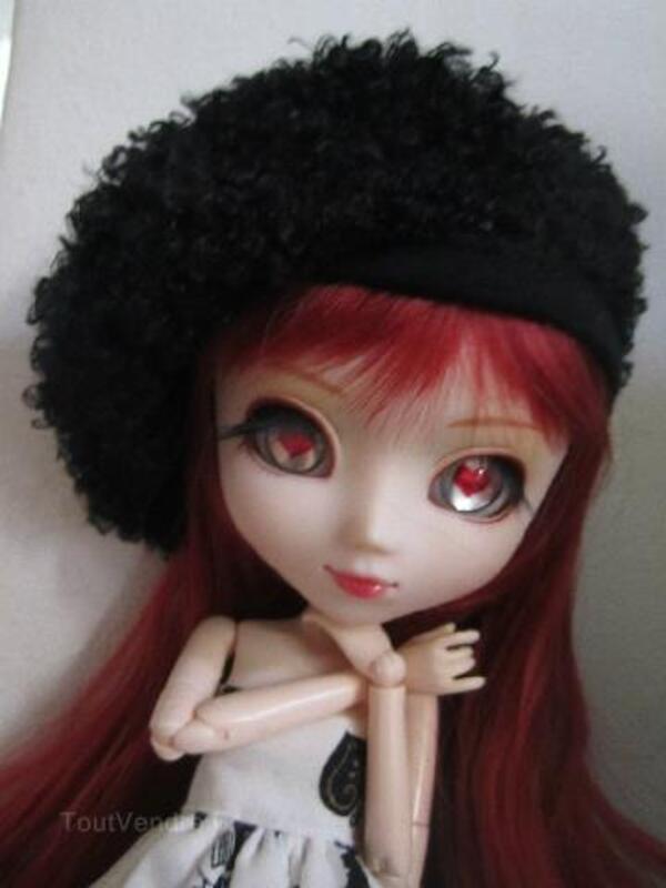 Pullip,bonnet pour pullip