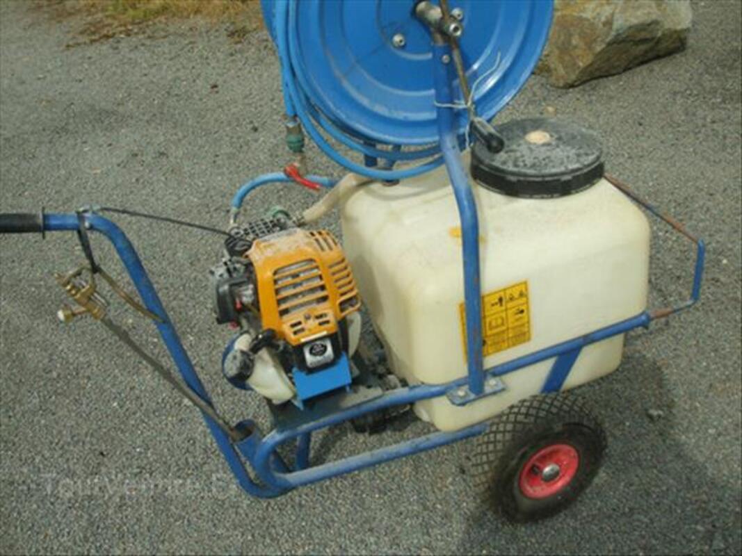Pulvérisateur thermique