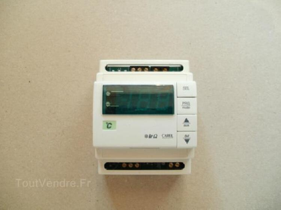 Régulateur température CAREL