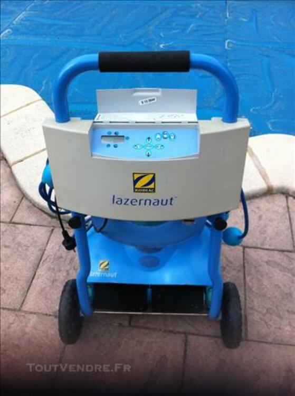 robot piscine lazernaut zodiac