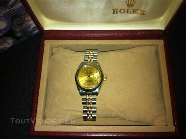 ROLEX lady Datejust Oyster