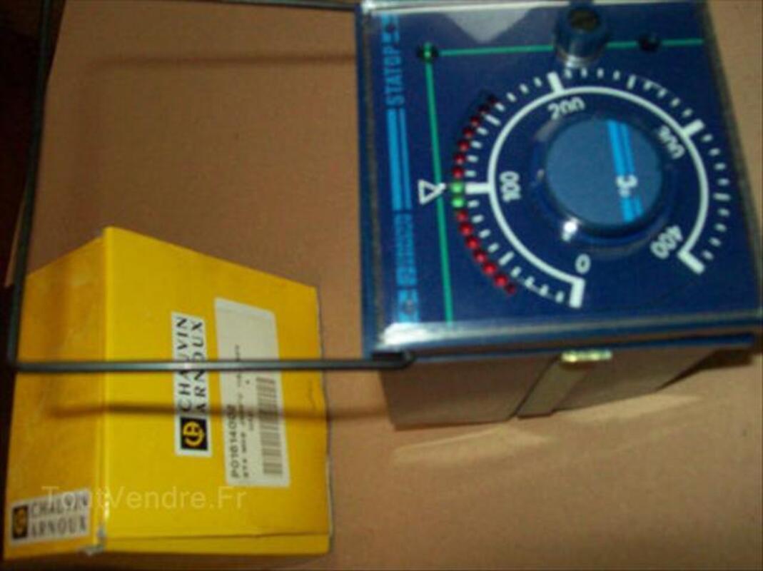 Regulateur de température (Four industriel)