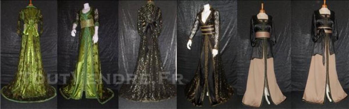 Robe marocaine takchita robe de soiree Caftan Neuf