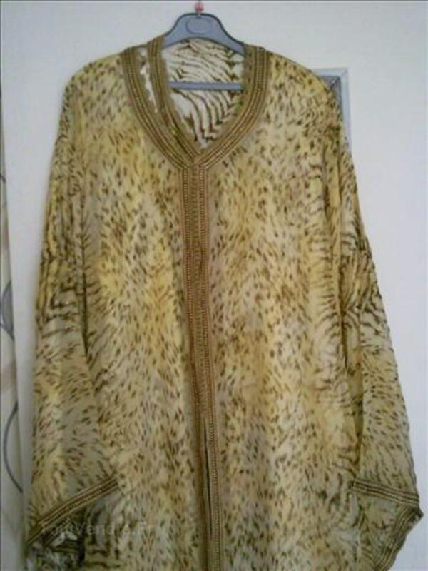 Robe marocaine