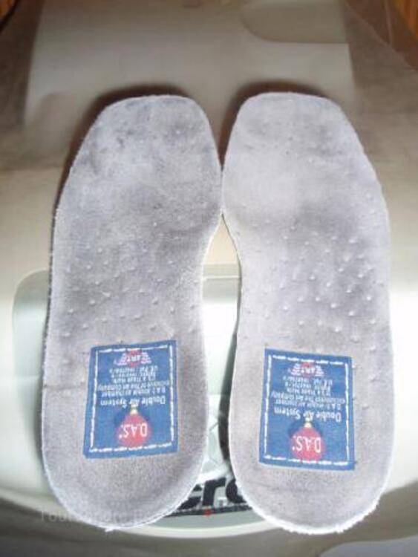 Semelles chaussures ART grises 39