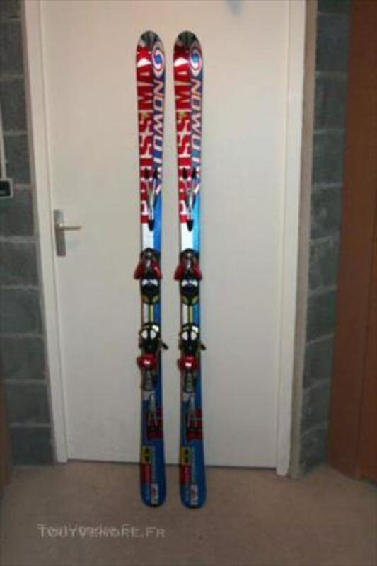 Ski Alpin Salomon X Max Xr