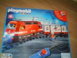 TRAIN PLAYMOBIL