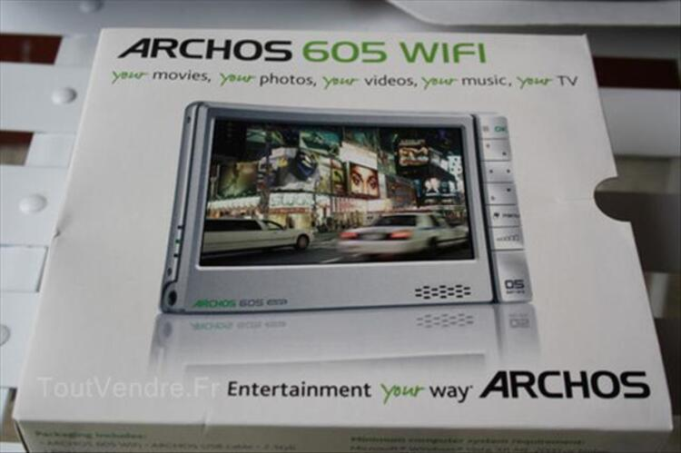 p Tablette ARCHOS  WIFI