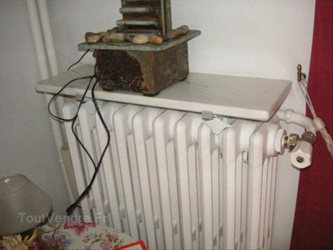 Assez Tablette en marbre pour radiateur en fonte Le Tholonet 13100 XR43