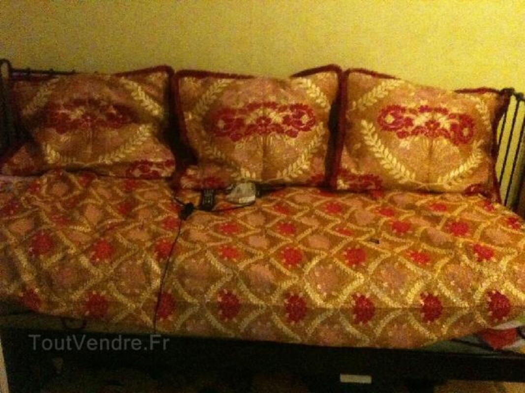 tissus de salon marocain - Housse Salon Marocain Mantes La Jolie