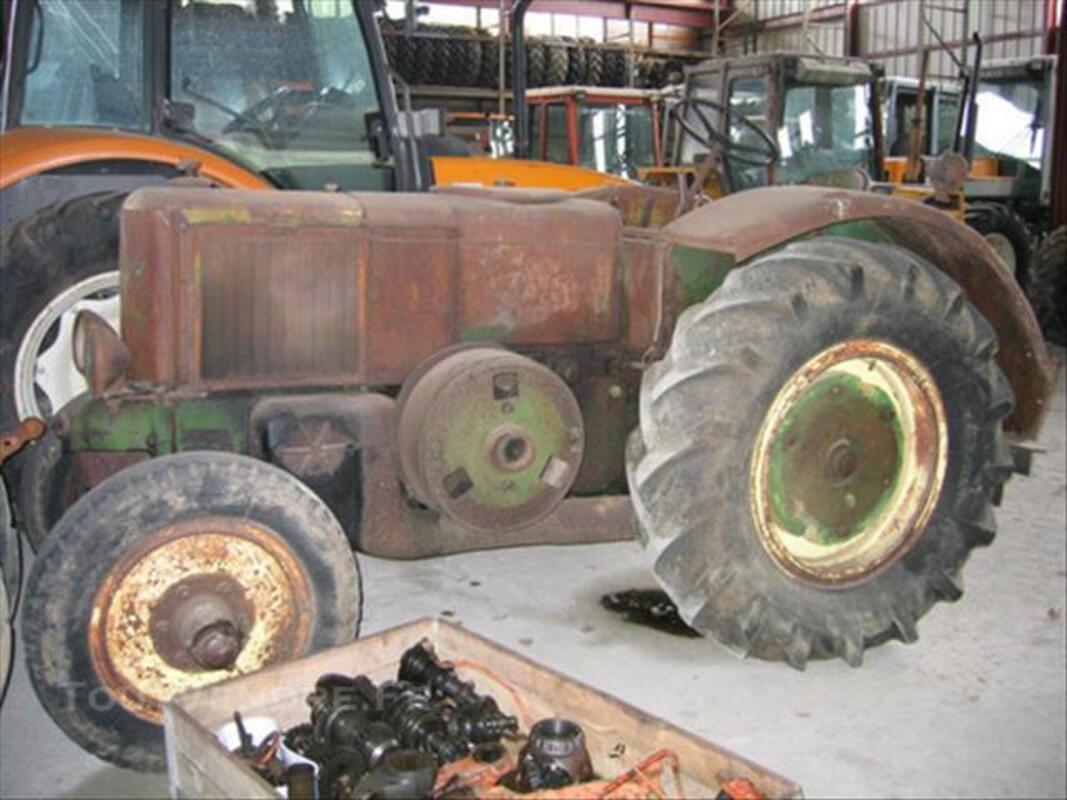 Tracteur SOCIETE FRANCAISE VIERZON FV1