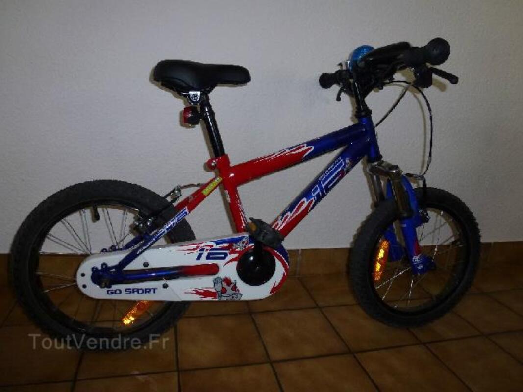 Vélo 16'' enfant