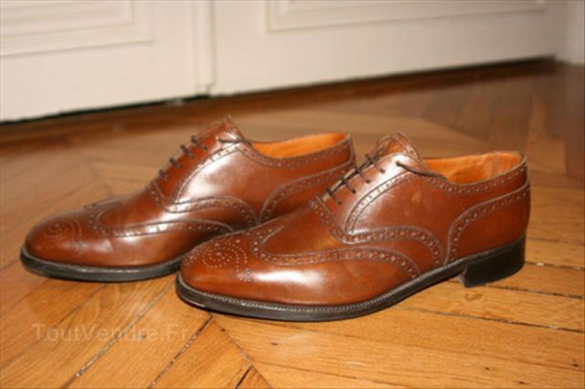 Weston chaussures homme TBE
