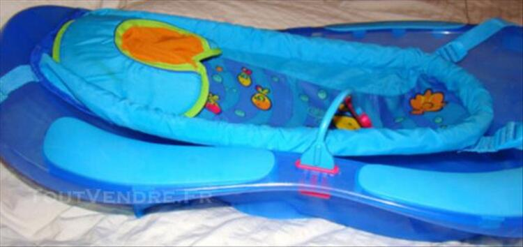 Baignoire Bebe Fisher Price Roussent 62870 Puericulture