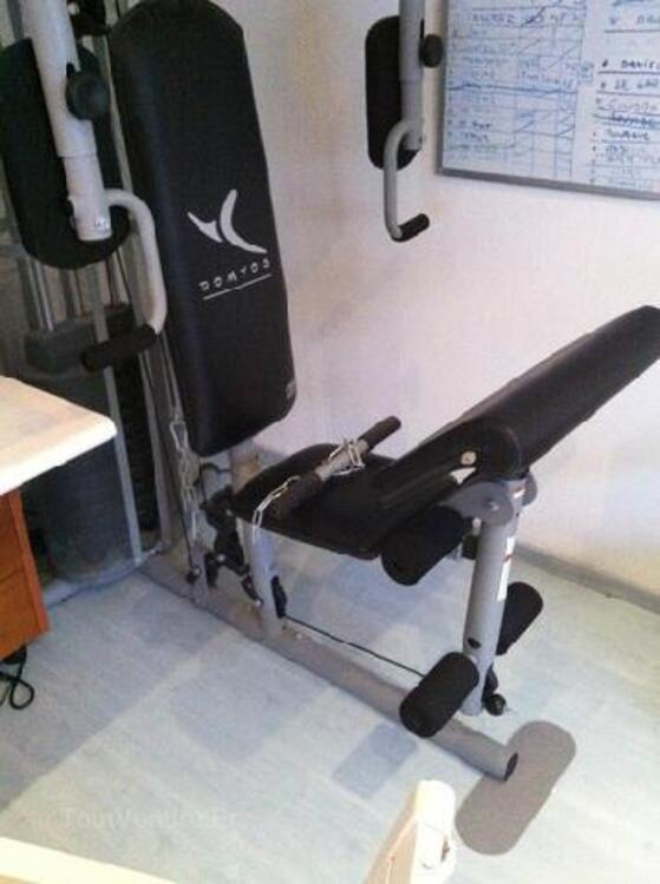 Banc De Musculation Domyos De Decathlon Montreuil Sur Epte 95770