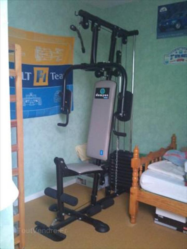 banc de musculation hg 050