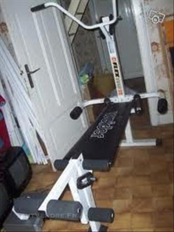 banc de musculation weider flex 110