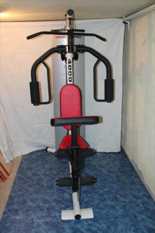 Banc De Musculation Weider Pro 4000 Chambon Sur Cisse 41190