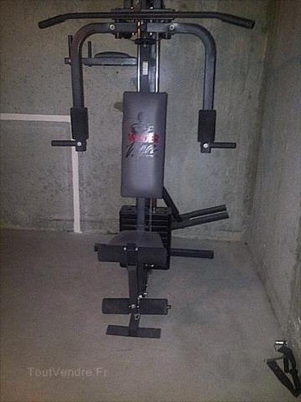 Banc De Musculation Weider Viper 2000 Scheibenhard 67630 Sport Loisir