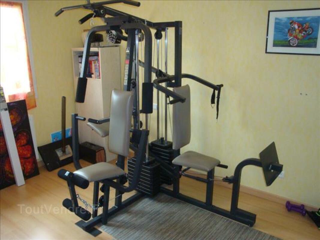 banc de musculation weider 9645